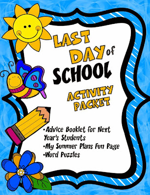 https://www.teacherspayteachers.com/Product/Last-Day-of-School-Activity-Packet-1857950
