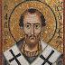 St John Chrysostom: The our actions often belie our words...