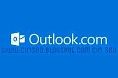 Cara Daftar Email Outlook Baru