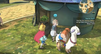 Ni No Kuni 2, Time for Tea, Quest 146, Meet the Second Child