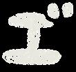 カタカナのペンキ文字「エ゛」
