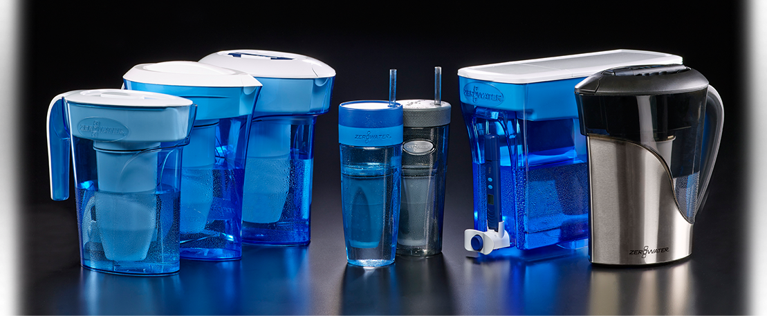 Clean Fresh Water With Zero Water Ready Pour Filtration