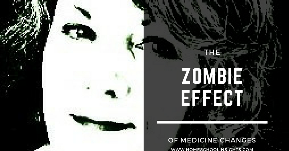 The Zombie-Effect of Pill Changes - Homeschool Insights