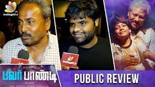 Power Paandi Review | Kashayam with Bosskey | Dhanush, Rajkiran, Prasanna