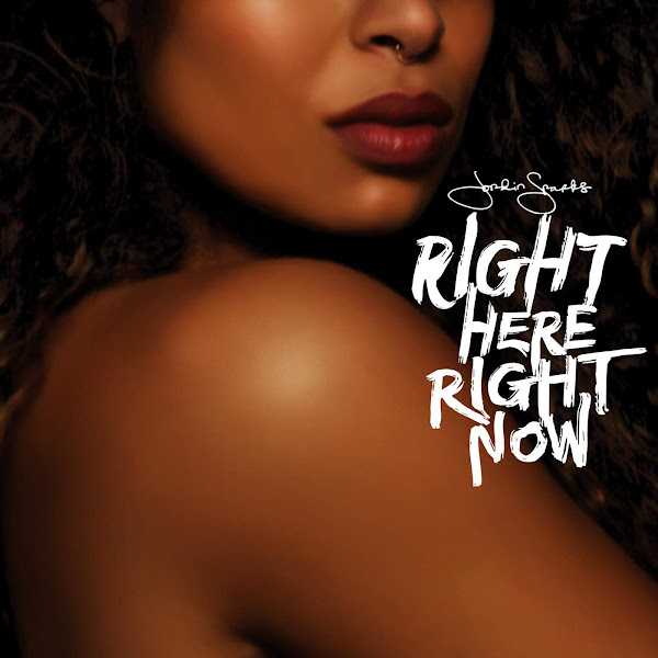 Jordin Sparks - Right Here Right Now - Single Cover