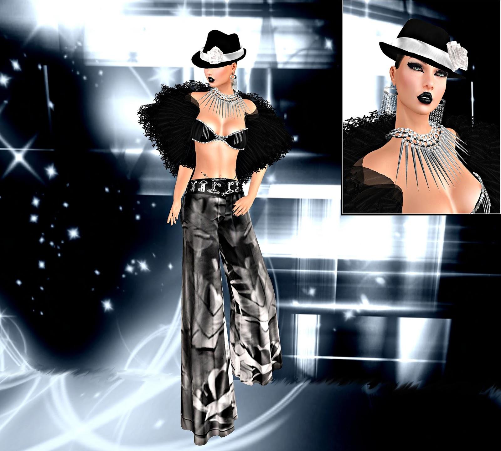 Lisana 39 s model life virtual diva couture ferosh fashion - Virtual diva fast and furious 4 ...