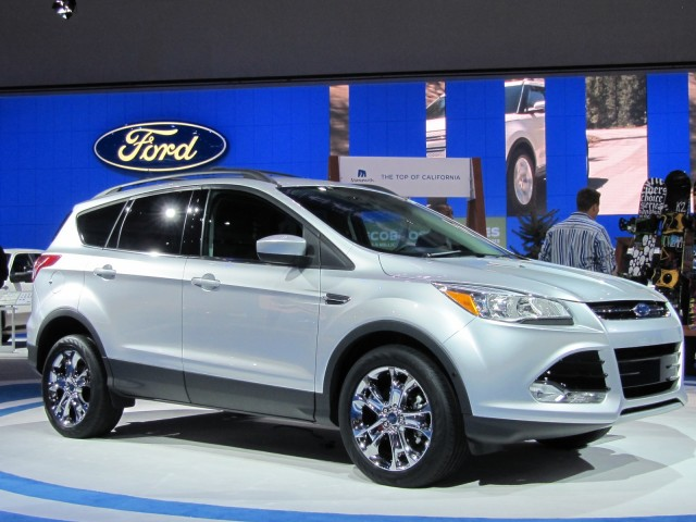 rants and ravs 2013 ford escape review. Black Bedroom Furniture Sets. Home Design Ideas