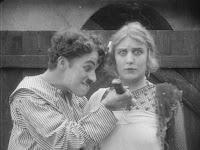 "Кадр из фильма Чарли Чаплина ""Пародия на Кармен"" / Burlesque on Carmen (1916) - 29"