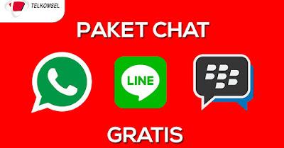 Cara Mengubah Kuota Chat Simpati Telkomsel Menjadi Kuota Flash Reguler 24 Jam
