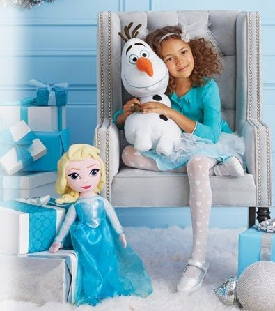 Disney's Frozen Products at Avon