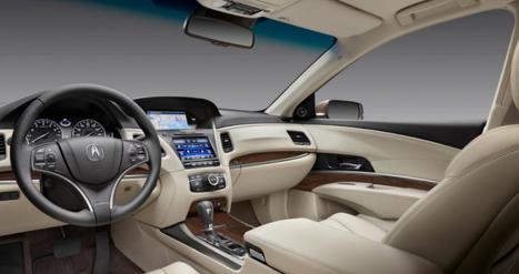 2017 Acura RLX Redesign