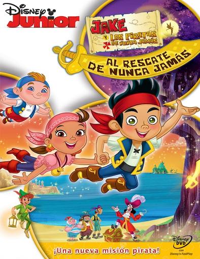 ver Jake y los piratas del País de Nunca Jamás: El rescate de Nunca Jamás (2013) Online