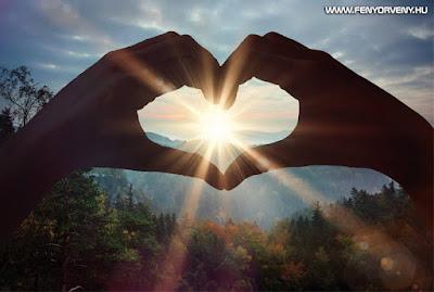 Szeressétek egymást, de ne csináljatok bilincset a szeretetből
