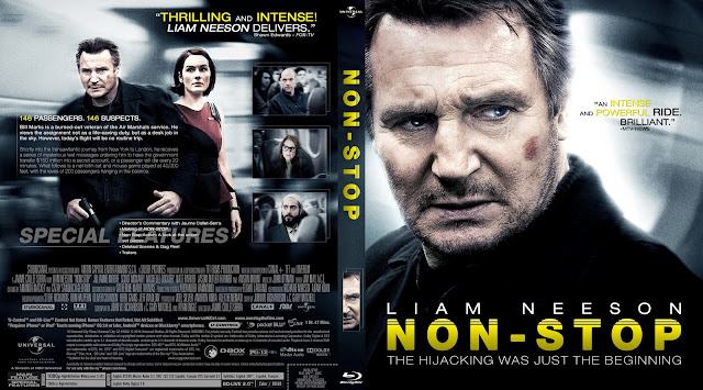 Capa Bluray Non Stop