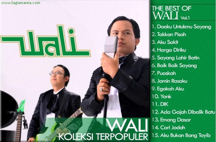 Download Kumpulan Lagu Wali Band Mp3 Full Album Lengkap