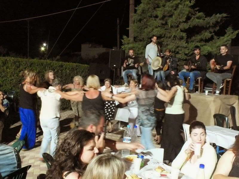 Robin's Nest    Crete: A really Greek night out