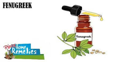 Home Remedies for Itchy Eyes: Fenugreek