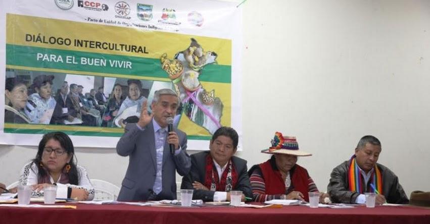 Poder Judicial traducirá al quechua protocolo sobre justicia intercultural - www.pj.gob.pe