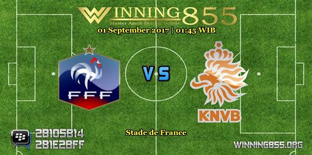 Prediksi Skor Prancis vs Belanda