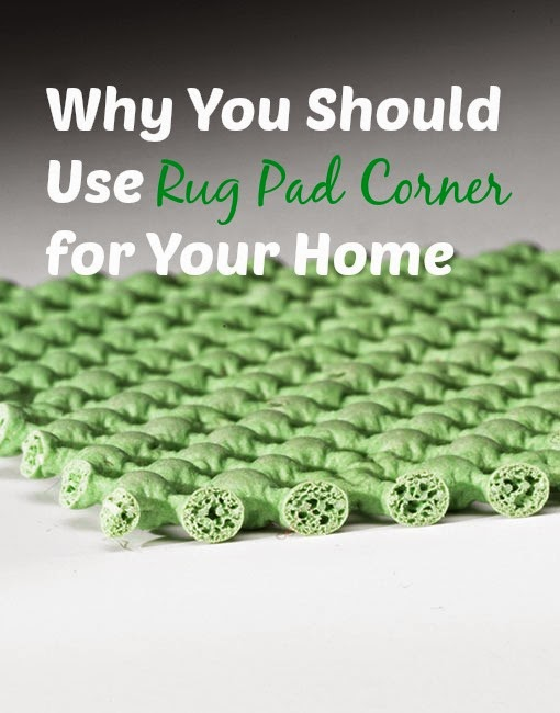 rug pads, natural rug pads, home