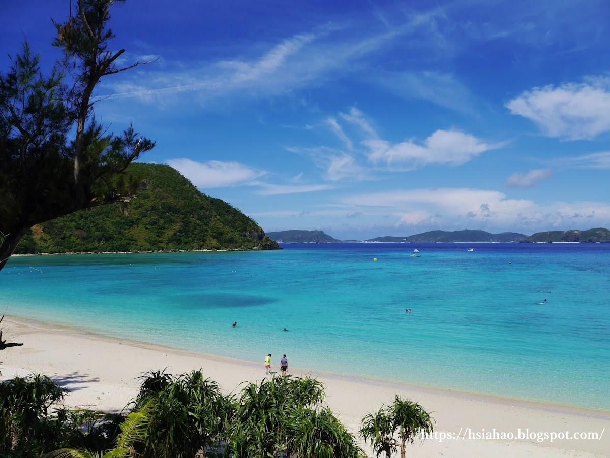 沖繩-景點-海灘-beach-推薦-慶良間群島-渡嘉敷島-慶良間諸島-自由行-旅遊-Okinawa-kerama-islands-tokashikijima