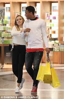 Martial And Samantha Birthday Shopping
