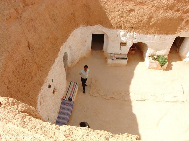 Domy berberyjskie