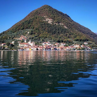 Bergamo to Lake Iseo in a Day: Monte Isola