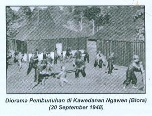 Gambar Pembunuhan Di Ponorogo Foto Gambar Barang Peninggalan Korban G 30 Spki 32 Pada Tanggal 20 September 1948 Pki Madiun Menangkap 20 Orang