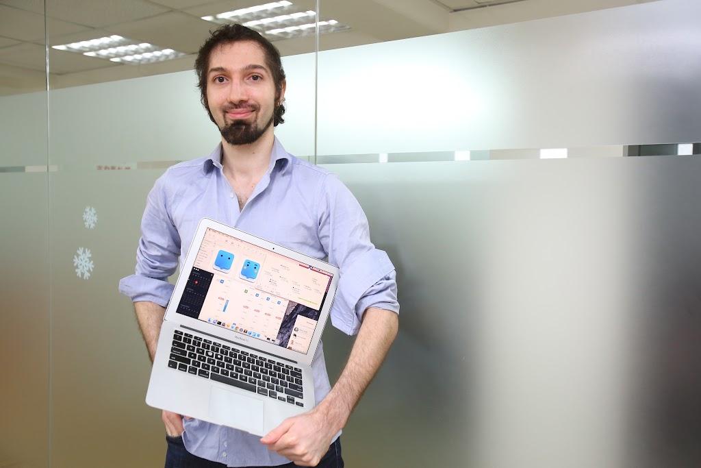[Meet創業之星] 鎖定Mac 應用市場,外籍團隊Ready Tap Go來台設點