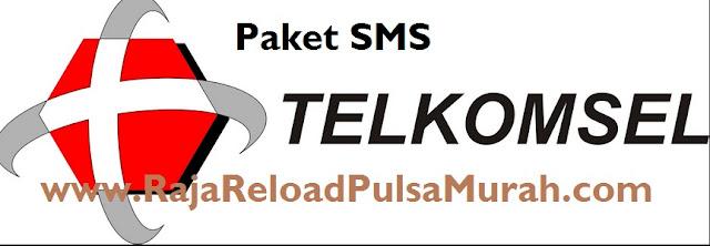 Telkomsel Paket SMS Murah Raja Pulsa