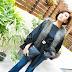 Oh My Valentine ! :: Lantern Sleeve Blouse + Fur Vest