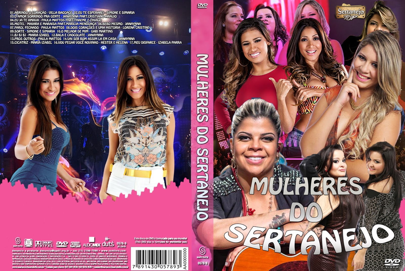 Mulheres Do Sertanejo 2016 DVDRip + DVD-R Mulheres 2BDo 2BSertanejo 2B2016 2B  2BXANDAO 2BDOWNLOAD