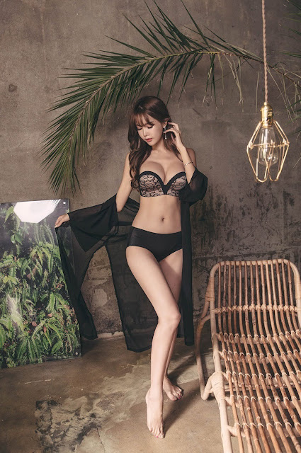 Hot girls Beauty Girls sexy body Korean Model Yoon Ae Ji 7