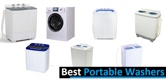 Top 7 Best Portable Washers