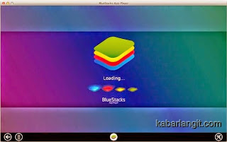 Cara Install BBM Di Komputer (Laptop) Dengan Bluestack