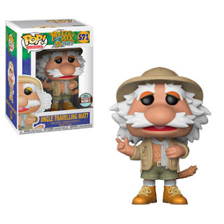Pop! TV: Fraggle Rock - Uncle Traveling Matt