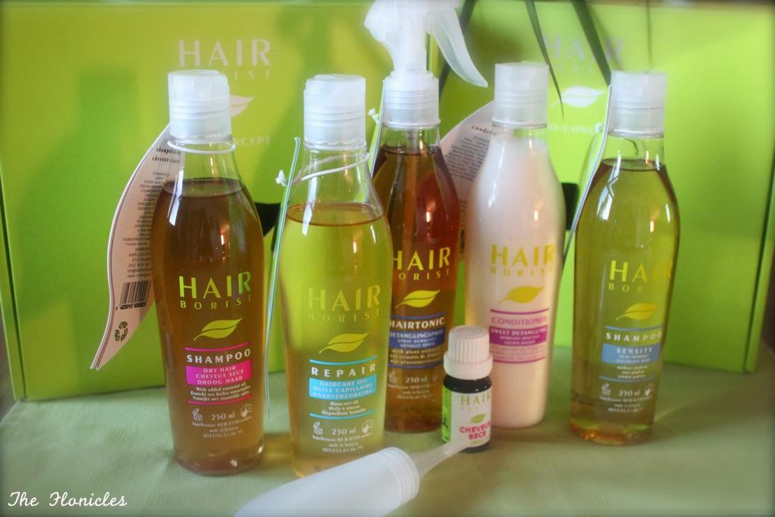 Hairborist : soins naturels de qualité professionnelle pour les cheveux