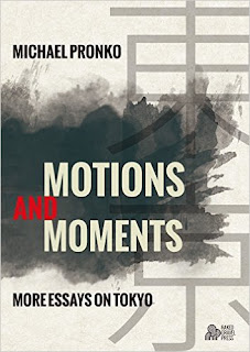 Motions and Moments More Essays on Tokyo
