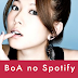 Sim, a BoA está no Spotify!