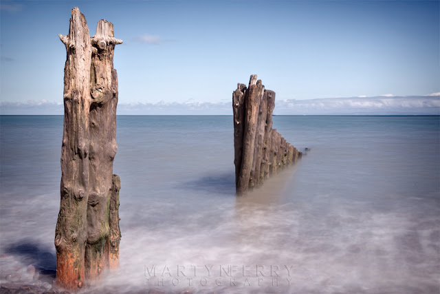 Somerset coastal gorynes in Exmoor National Park by Martyn Ferry Photography