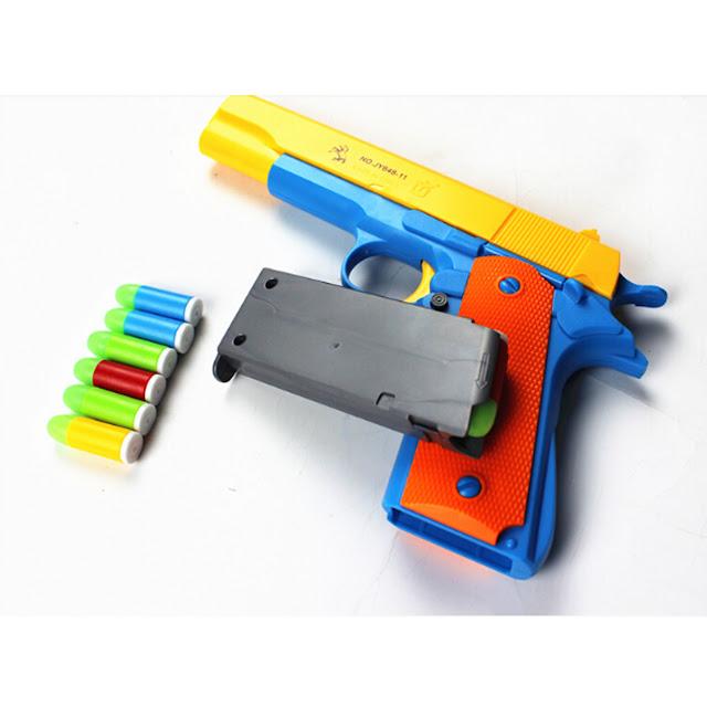 Tranquilizer gun for children