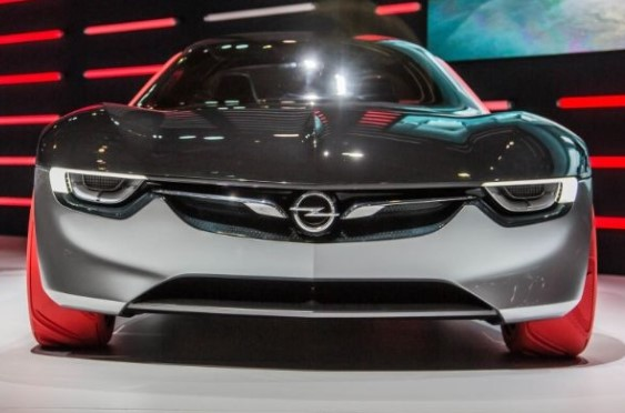 Opel GT Concept Price 2016