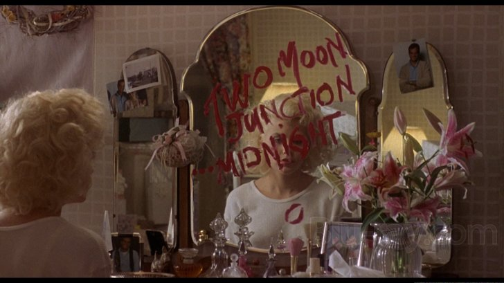 Sherilyn Fenn Richard Tyson Two Moon Junction 1988 movieloversreviews.filminspector.com