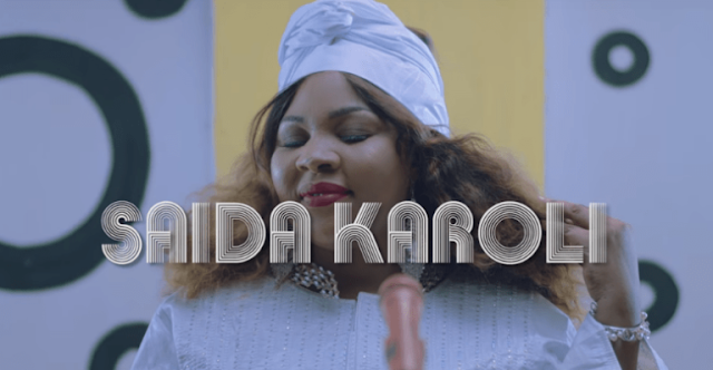 Saida Karoli Ft Hanson Baliruno  - Akatambala Video