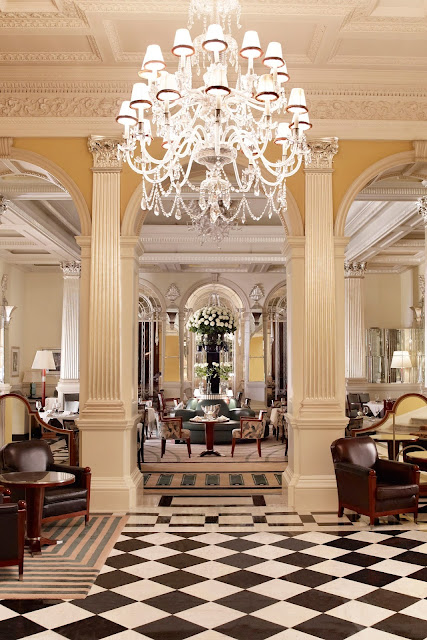 Claridge's Hotel London‎ - Cool Chic Style Fashion