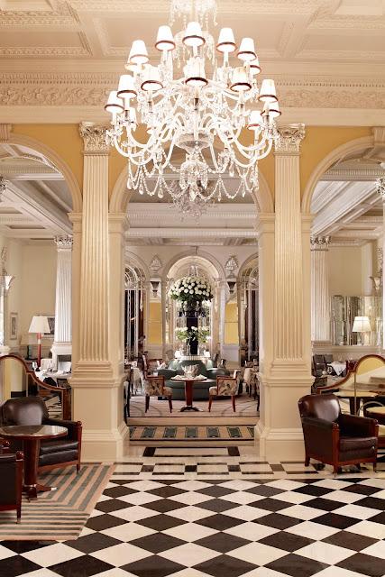 Claridge's Hotel London - Cool Chic Style Fashion