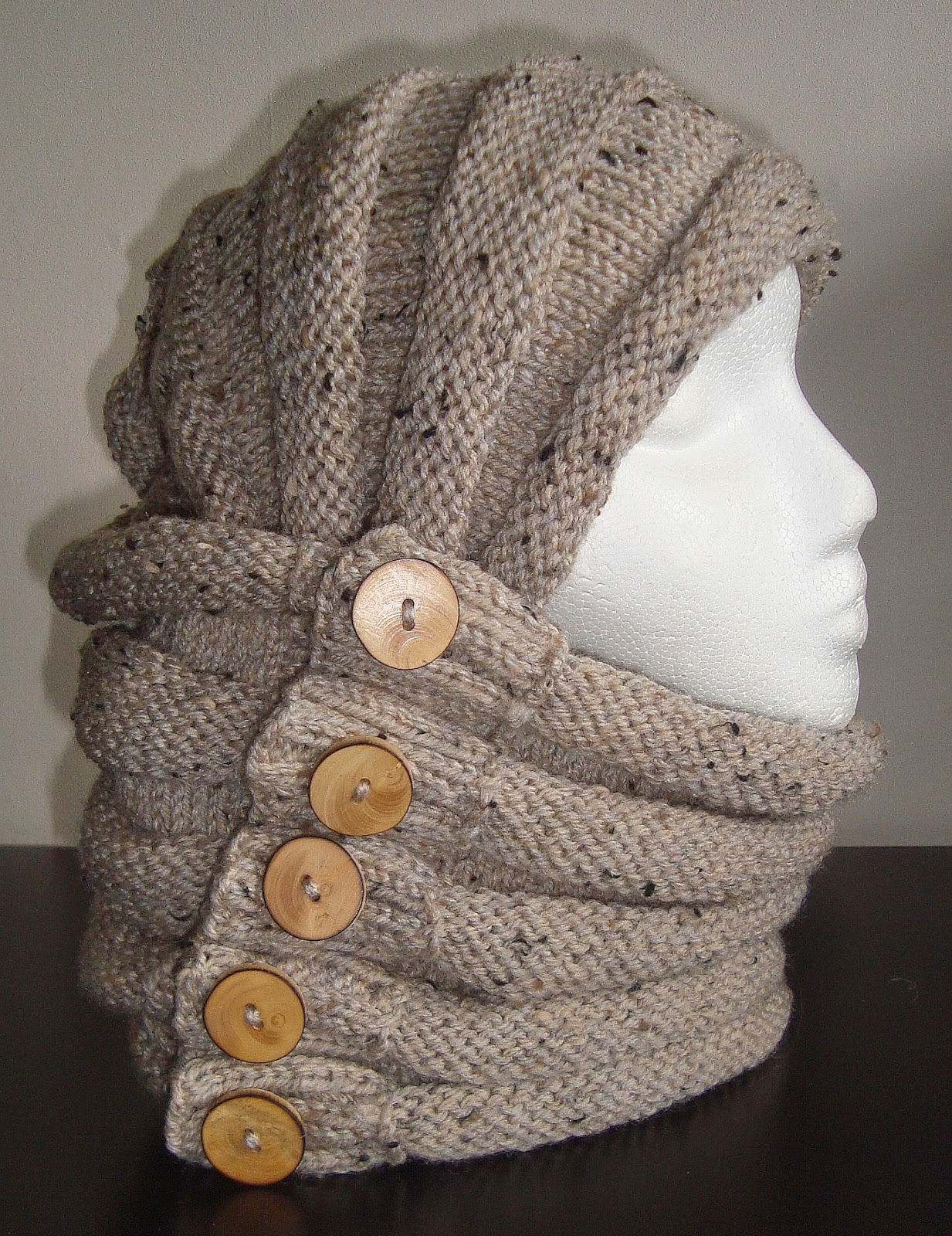 The Design Studio: HAND KNITTING PATTERNS. ARAN. COWLS, HATS, SCARVES AND NEC...