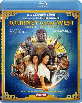 Free Download Journey to the West Conquering the Demons 2013 Dual Audio Hindi  BluRay 300mb