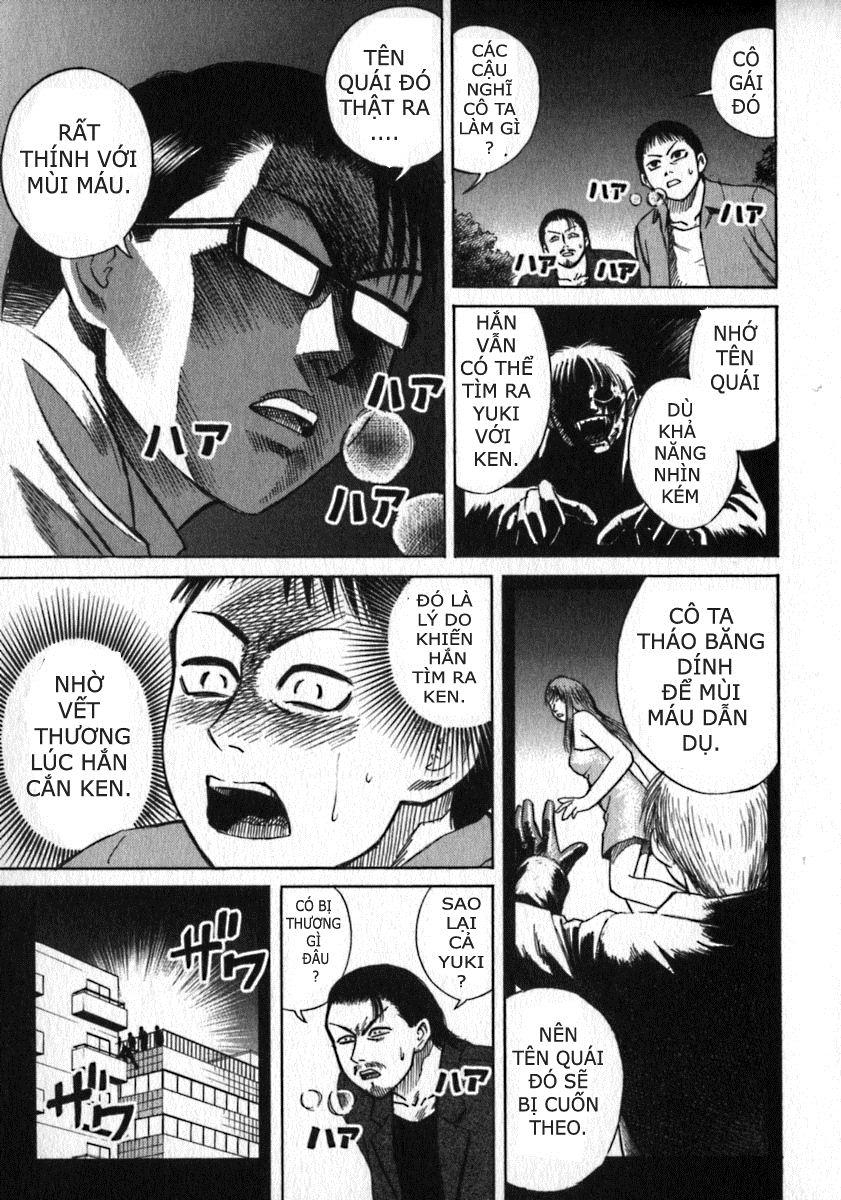 Higanjima chapter 8 trang 17